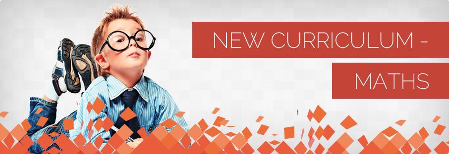 New Curriculum - Maths