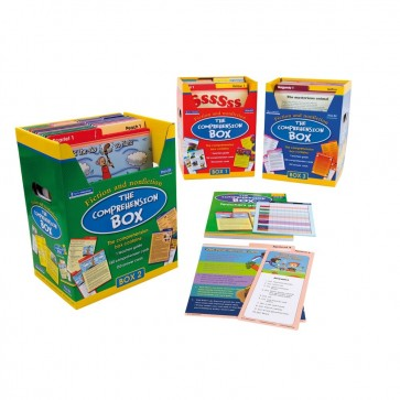 The Comprehension Box Set of 3 Offer