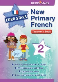 Euro Stars New Primary French Years 3-4