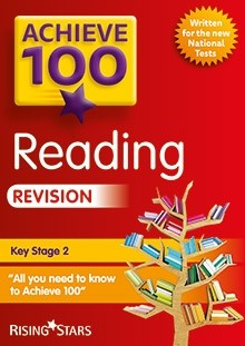 Achieve 100 Reading Revision Pack of 15 Pupils Books