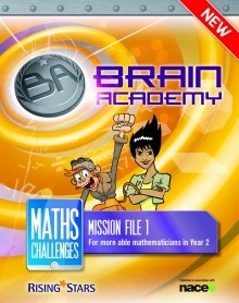 Brain Academy Maths Challenges Complete School Pack