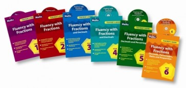 Fluency with Fractions Complete Pack
