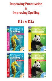 Improving Punctuation, Vocabulary and Spelling