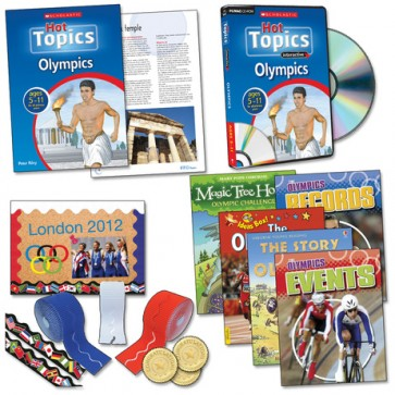 Hot Topics: Olympics Resource Pack
