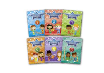 Rising Stars Mathematics Complete School Package with online access