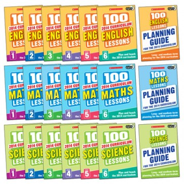 100 Lessons Super Easy-Buy Pack