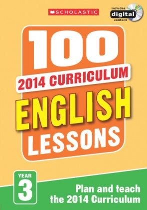 2014 Curriculum: 100 English Lessons: Year 3