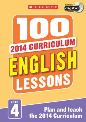 2014 Curriculum: 100 English Lessons: Year 4