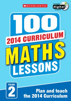2014 Curriculum: 100 Maths Lessons: Year 2