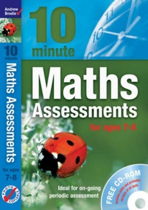 10 Minute Maths Assessments Ages 7-8