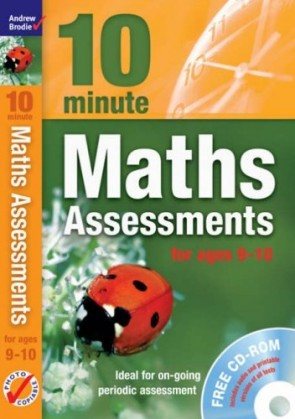 10 Minute Maths Assessments 9-10