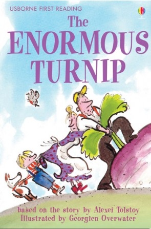 First Reading Level 3 - The Enormous Turnip - guided reading pack