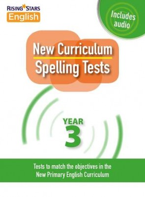 New Curriculum Spelling Tests Year 3