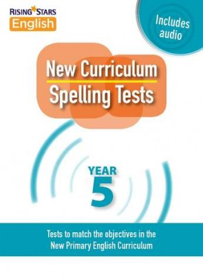 New Curriculum Spelling Tests Year 5