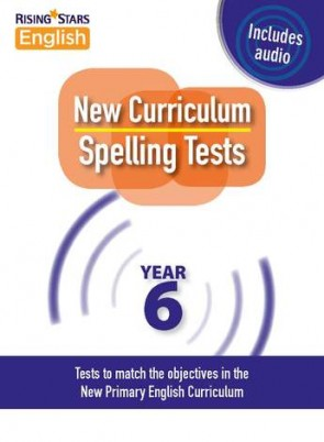 New Curriculum Spelling Tests Year 6