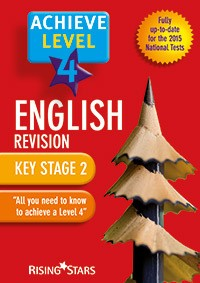 Achieve Level 4 English Revision (15 Pack) - 2015 Edition
