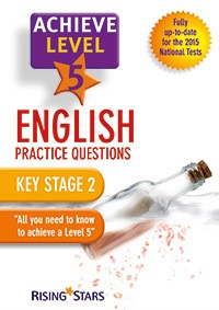 Achieve Level 5 English Practice Questions (15 Pack) - 2015 Edition