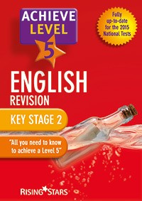 Achieve Level 5 English Revision (15 Pack) - 2015 Edition