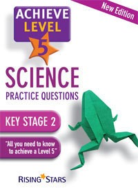Achieve Level 5 Science Practice Questions (15 Pack) - 2015 Edition