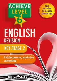 Achieve Level 6 English Revision Book (15 Pack) - 2015 Edition