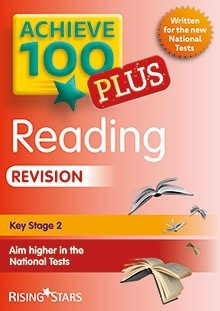 Achieve 100 Plus Reading Revision Pack of 15 Pupils Books