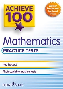 Achieve 100 Mathematics Practice Tests