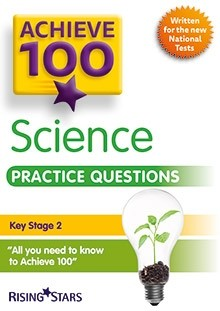 Achieve 100 Science Practice Questions Pack of 15 Pupils Books