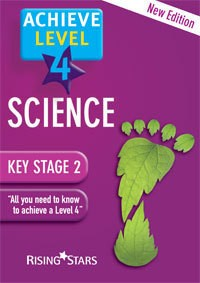 Achieve Level 4 Science Revision (15 Pack) - 2015 Edition