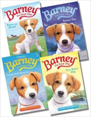 Barney the Boat Dog Collection - 4 Books | Usborne