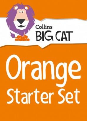 1L. Collins Big Cat Sets - Orange Starter Set: Band 06/Orange - 22 titles