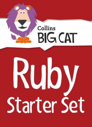 1T. Collins Big Cat Sets - Ruby Starter Set: Band 14/Ruby - 36 titles