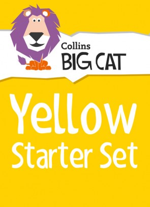 1I. Collins Big Cat - Collins Big Cat Yellow Starter Set: Band 03/Yellow - 29 titles