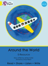 Collins Big Cat e-Resources - Around the World