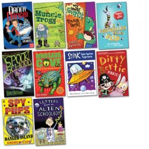 Books for Boys Pack