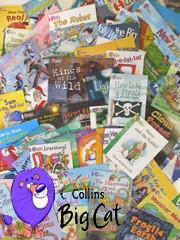 Collins Big Cat Primary Reading Series