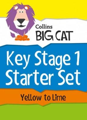 1B. Collins Big Cat Sets - Key Stage 1 Starter Set - 205 titles