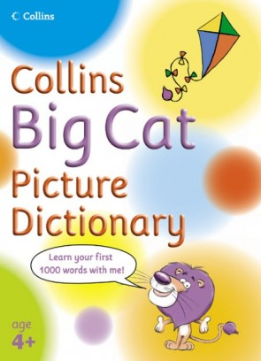 Collins Primary Dictionaries - Collins Big Cat Picture Dictionary