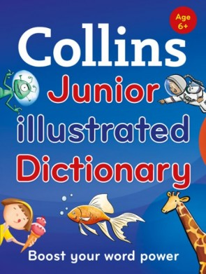 Collins Primary Dictionaries - Collins Junior Illustrated Dictionary [Second edition]