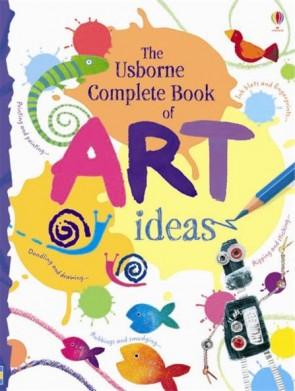 Art Ideas - Complete book of art ideas