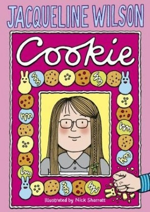 Cookie by Jaqueline Wilson-Hard Back