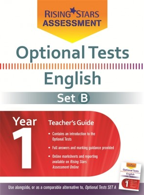 Optional Tests | Rising Stars Assessment | Optional Tests Year 1 Complete Pack Set B