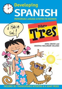 Developing Spanish - Libro Tres