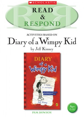 Read & Respond: Diary of a Wimpy Kid Children's Book