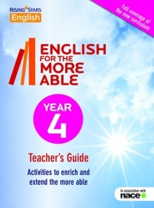 English for the More Able Year 4