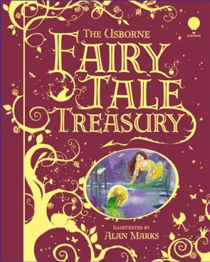 Clothbound story collections - Fairy tale treasury