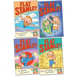 Flat Stanley Pack