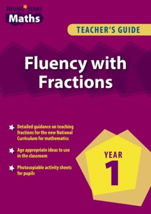 Fluency with Fractions Year 1
