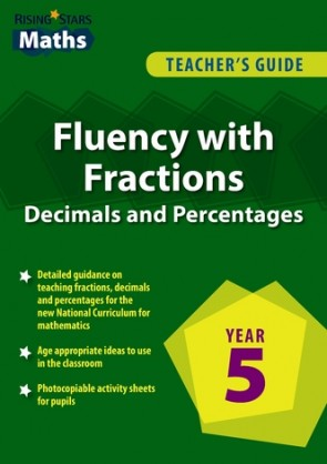 Fluency with Fractions Year 5