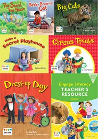 Engage Literacy: Green Band - Complete Series