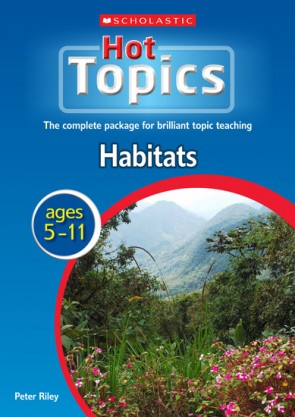Scholastic Hot Topics Habitats